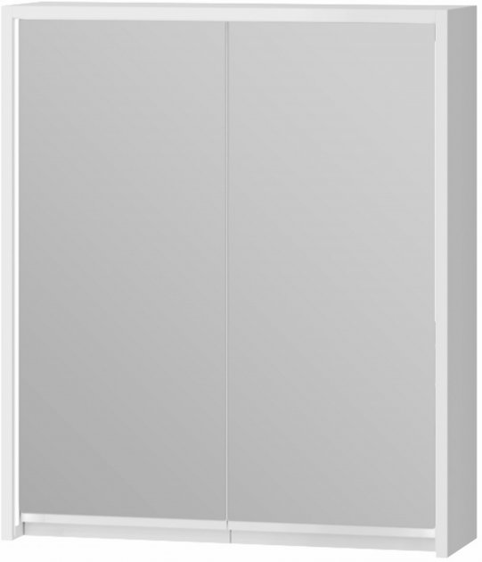 Зеркальный шкаф Juventa Savona SvM-60 белый - изображение 1
