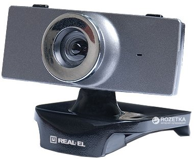 Real-El FC-140 Grey (EL123300006) - изображение 1