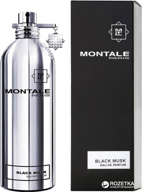 Парфюмированная вода унисекс Montale Black Musk 50 мл (3760260451314) - изображение 1