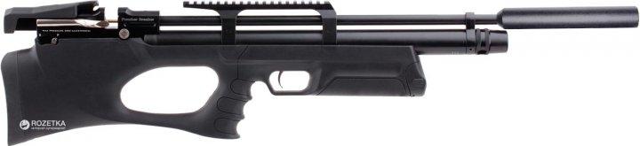 Пневматична гвинтівка Kral Puncher Breaker PCP Synthetic з глушником (36810104) - зображення 1