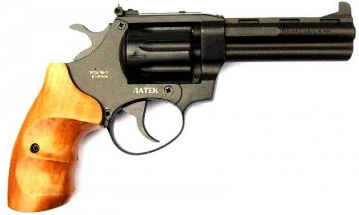 """Револьвер під патрон Флобера """"ЛАТЕК"""" Safari 441м бук - зображення 1"""