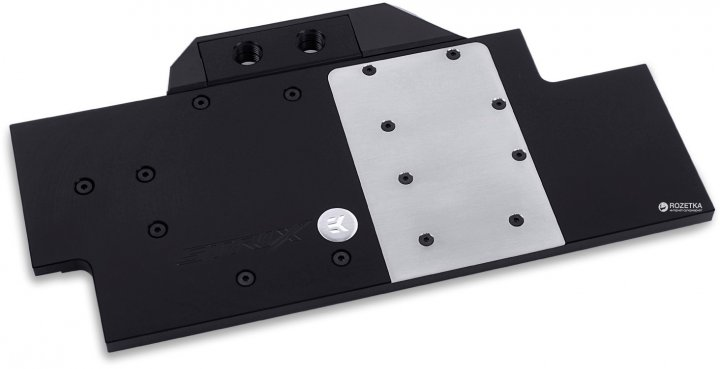 Водоблок EKWB EK-FC1080 GTX Ti Strix Acetal-Nickel (3831109832004) - изображение 1