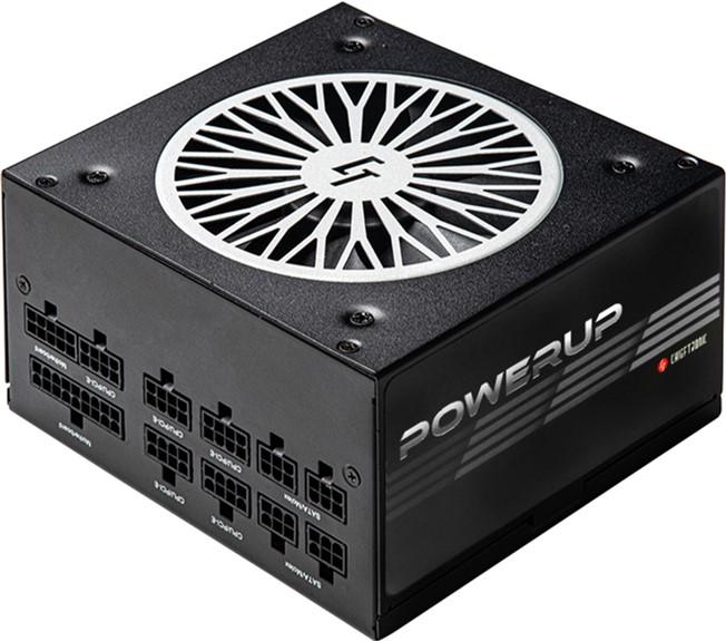 Chieftec Chieftronic PowerUp GPX-850FC 850W 80PLUS Gold - зображення 1