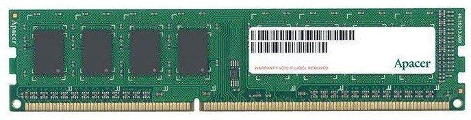 Оперативная память Apacer DDR3-1333 4096MB PC3-10600 (DL.04G2J.K9M) - изображение 1