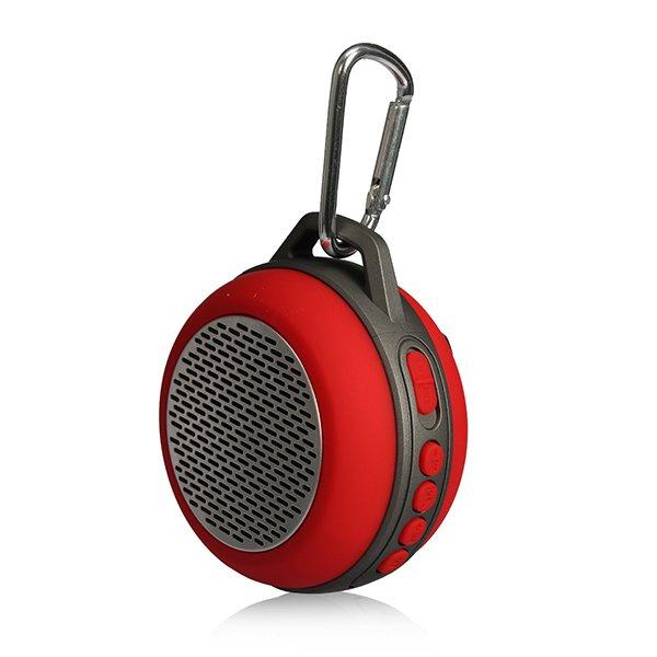 Колонка S303 (Bluetooth) Червоний - зображення 1
