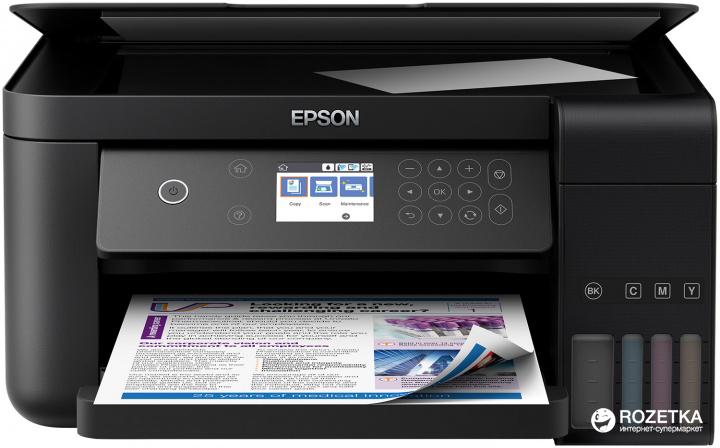 Epson L6160 with Wi-Fi duplex (C11CG21404) - изображение 1