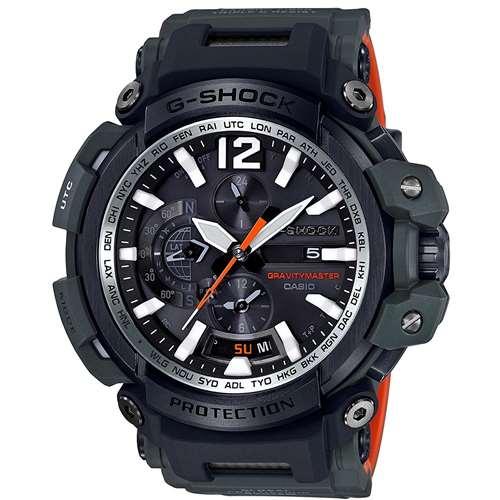 Мужские часы CASIO GPW-2000-3AER - зображення 1