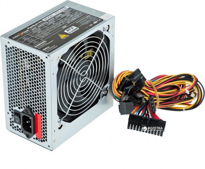 LogicPower ATX-550W OEM (LP2611) - зображення 1