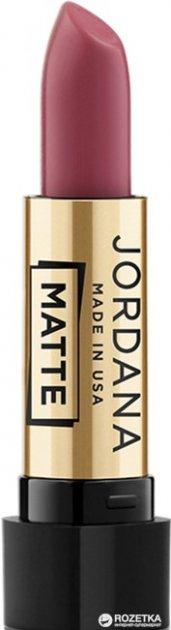 Матовая помада Jordana Matte Lipstick Matte Natural MG-28 3.4 г (041065380287) - изображение 1