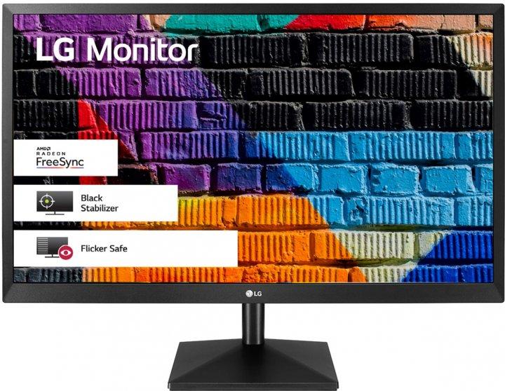 """Монітор 21.5"""" LG 22MK430H-B - IPS, 75Гц AMD Freesync - зображення 1"""