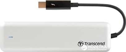 Transcend JetDrive 825 480GB M.2 Thunderbolt PCIe Gen3 x2 TLC для Apple (TS480GJDM825) - зображення 1