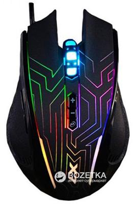 Мышь A4Tech X87 USB Black (4711421934275) - изображение 1