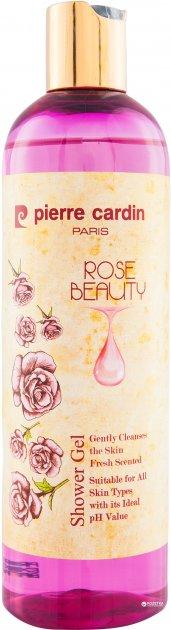 Гель для душу Pierre Cardin Rose Beauty 400 мл (8680570257503) - зображення 1