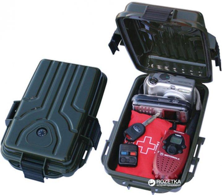 Кейс МТМ Survivor Dry Box утилитарный Зеленый (17730869) - изображение 1