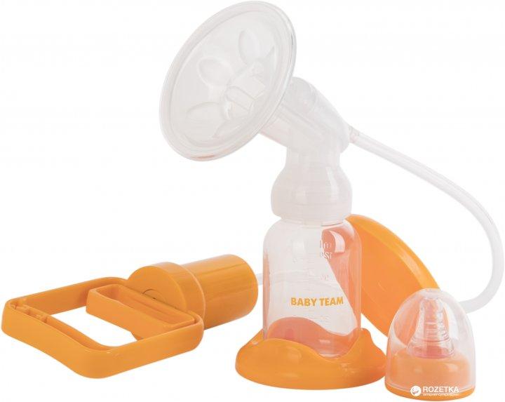 Молоковідсмоктувач ручний Baby Team (0015) - зображення 1