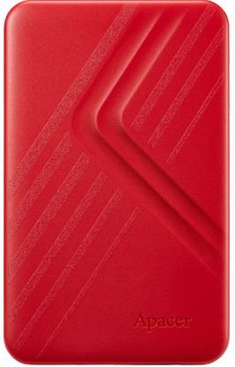 """Накопитель внешний HDD 2.5"""" USB 2.0TB Apacer AC236 Red (AP2TBAC236R-1) - зображення 1"""