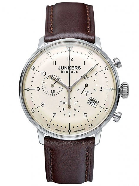 Годинник Junkers Bauhaus Chrono 6086-5 - зображення 1