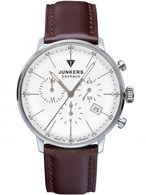 Годинник Junkers Bauhaus Chrono 6088-5 40 mm - зображення 1