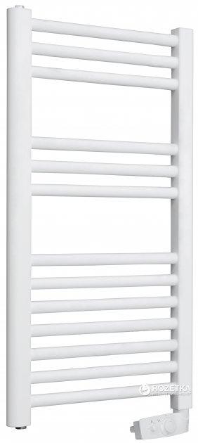 Полотенцесушитель-радиатор электрический ATLANTIC 2012 Narrow White 300W c терморегулятором (850303) - изображение 1
