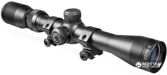 Оптичний приціл Barska Plinker-22 3-9x32mm (30/30) (924843) - зображення 1