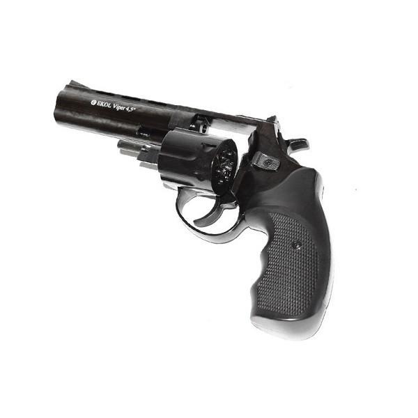 Револьвер під патрон Флобера Ekol Viper 4.5 (чорний) - зображення 1