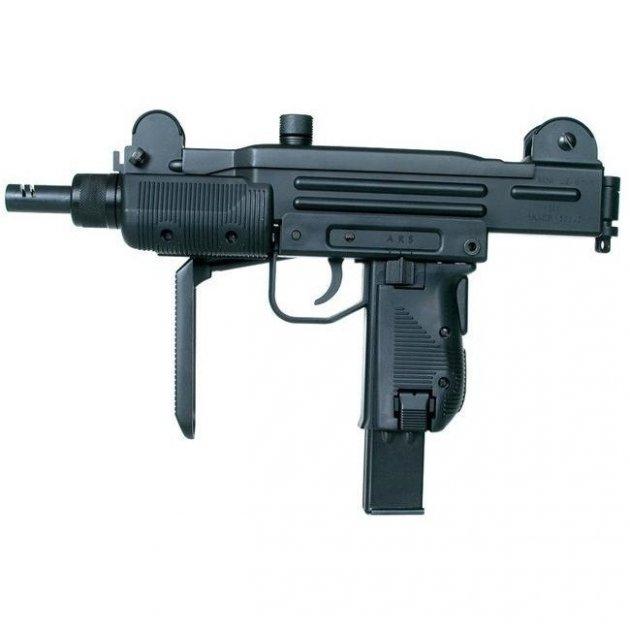 Пневматичний пістолет KWC Uzi KMB07 0 - зображення 1