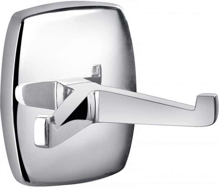 Гачок PERFECT SANITARY APPLIANCES RM 1501 подвійний Латунь - зображення 1