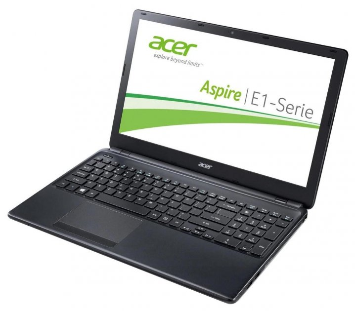 Б/у Ноутбук Acer Aspire E1-572G / Intel Core i5 (4 покоління) / 4 Гб / 320 Гб / Клас B - зображення 1