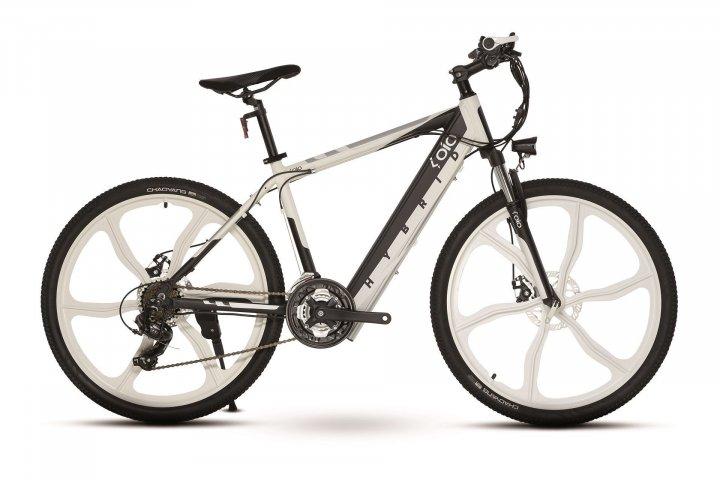 Електровелосипед OIO CITY BIKE Model X White - зображення 1