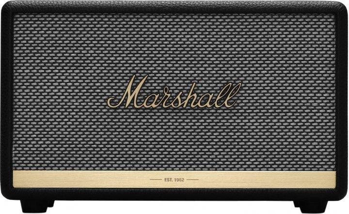 Акустична система Marshall Louder Speaker Acton II Bluetooth Black (1001900) - зображення 1