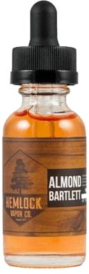 Рідина для електронних сигарет Hemlock 20 мл 3 мг Almond Bartlett (HK-ALB-3) - зображення 1