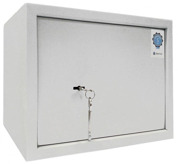 Сейф мебельный SteelNet SN-26К-7035 - изображение 1