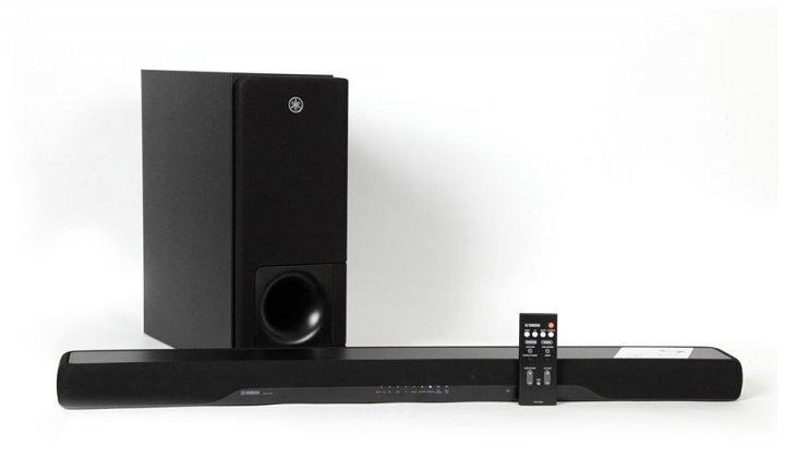 Саундбар Yamaha YAS-207 Black - зображення 1