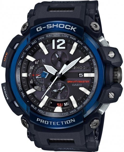 CASIO G-SHOCK GPW-2000-1A2ER - зображення 1