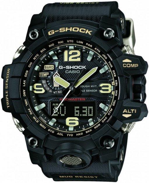 CASIO G-SHOCK GWG-1000-1AER - зображення 1