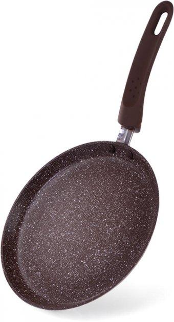 Сковорода для блинов Fissman Smoky Stone 24 см (14371) - изображение 1