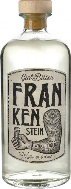 Джин-биттер Frankenstein 0.7 л 41.5% (4770053238717) - изображение 1