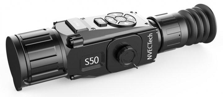 Тепловізійний приціл NVECTech S50 (3000м) - зображення 1