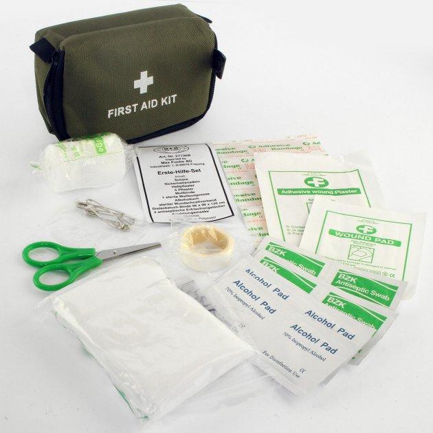 Аптечка первой помощи MFH малая (27136B) - изображение 1