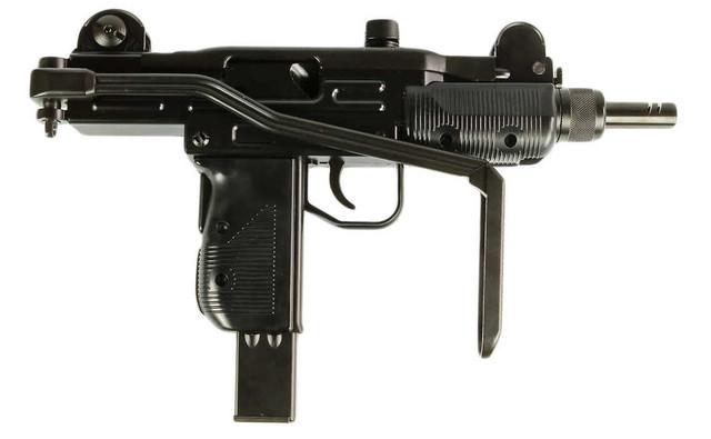Пневматичний пістолет KWC Uzi KMB-07 - зображення 1