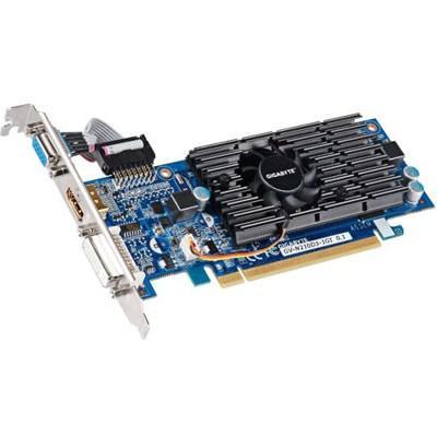 Відеокарта GeForce 210 1024Mb GIGABYTE (GV-N210D3-1GI) - зображення 1