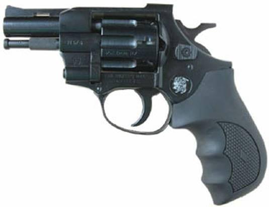 Револьвер под патрон Флобера Arminius HW4 2.5'' пластик - изображение 1