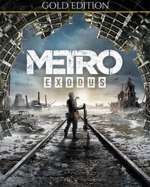 Игра Metro Exodus – Gold Edition для ПК (Ключ активации Steam) - изображение 1