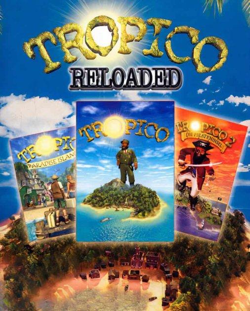 Игра Tropico Reloaded для ПК (Ключ активации Steam) - изображение 1