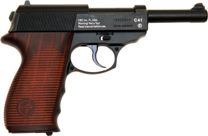 Пистолет пневматический Borner C-41 4.5 мм (8.4000) - изображение 1