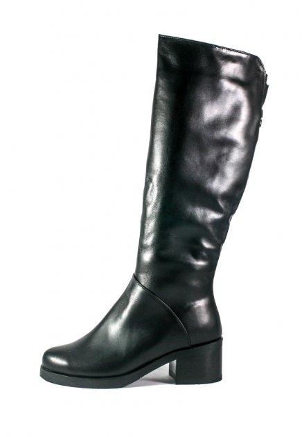 Сапоги зимние женские SND 204-к черные (37) - изображение 1
