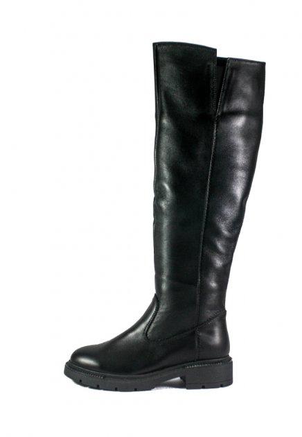 Сапоги зимние женские SND 260-к черные (37) - изображение 1