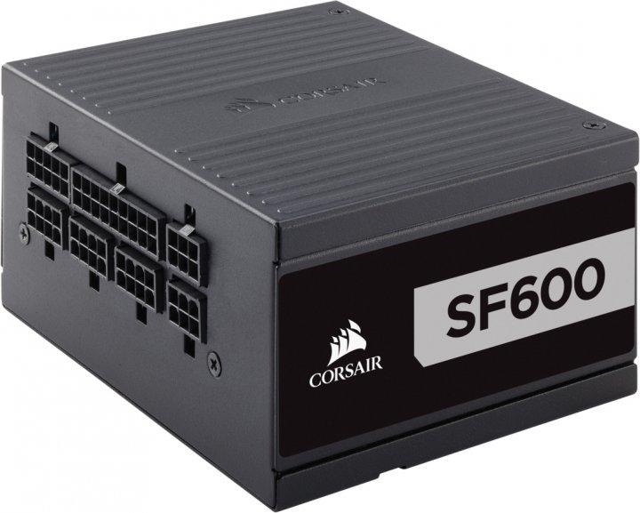Corsair SF600 600W (CP-9020182-EU) - зображення 1