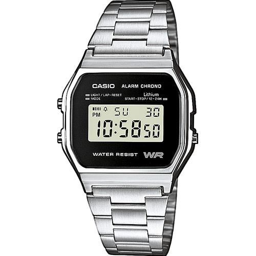Мужские часы Casio A158WEA-1EF - изображение 1