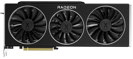 XFX PCI-Ex Radeon RX 6900 XT MERC 319 16GB GDDR6 (256bit) (1925/16000) (USB Type-C, HDMI, 2 x DisplayPort) (RX-69XTACUD9) - изображение 1